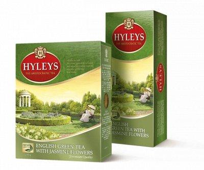 🍫Сладости для всей семьи. Экспресс-закупка — Чай HYLEYS (пакетированный)