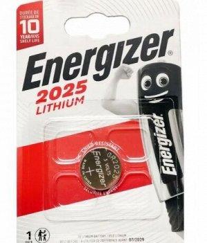 ENERGIZER Батарейка Miniatures Lithium 2025/CR2025 PIP1