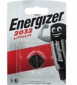 ENERGIZER Батарейка Miniatures Lithium CR2032 FSB1