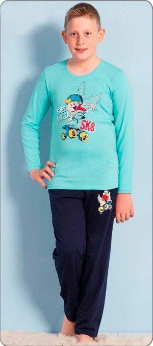 Детский костюм Marlene Цвет Голубой (3-4 года)