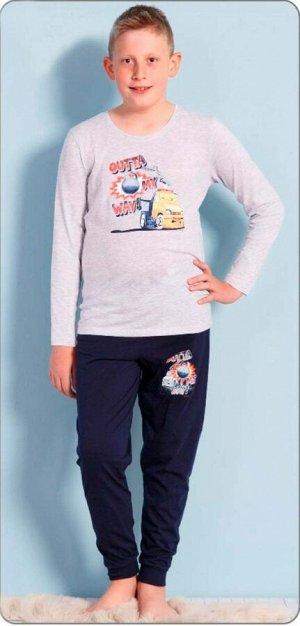 Детский костюм Nicole Цвет Серый (7-8 лет)