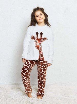 Детский костюм Ashlee Цвет Коричневый.