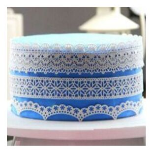 Съедобная печать для выпечки  — Айсинг и гибкое кружево — Все для выпечки