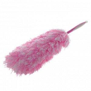 Щётка для удаления пыли Доляна, 38 см, цвет МИКС