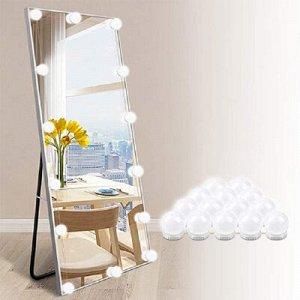 Светодиодные лампы для зеркала 10 ламп