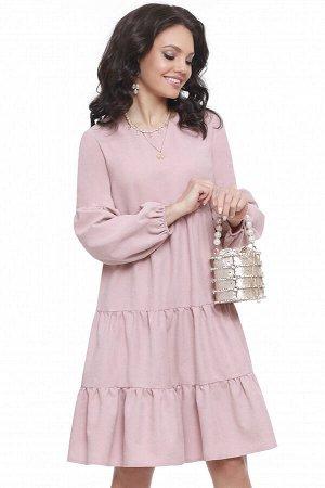 Платье Модная фантазия, нежная