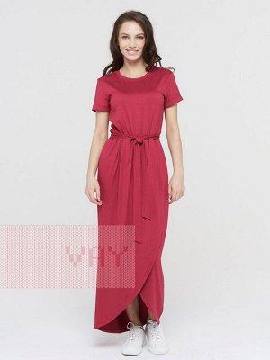 Платье женское 211-3623 00671 марсала