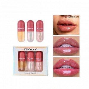 Набор блесков для губ
