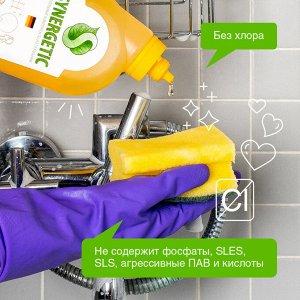SYNERGETIC для сантехники «Грейпфрут и апельсин» 0,7л