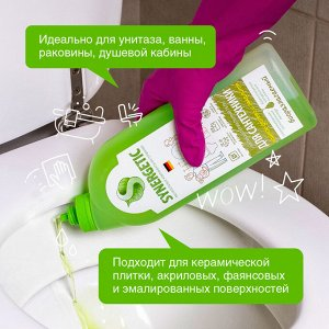 SYNERGETIC для сантехники «Чайное дерево и эвкалипт» 0,7л