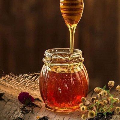 Вкусный и полезный мёд, поднимает настроение и иммунитет