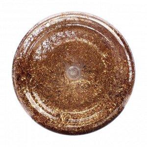 Поталь стружка 80 мл (1.5г), Lu*art Deco Potal, цвет золото шампань GP03V0015