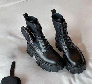 Ботинки старая цена 3550