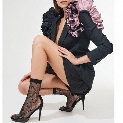 Колготки, чулки, носки от лучших брендов! Весь ассортимент — Женские носки, гольфины Minimi. — Носки