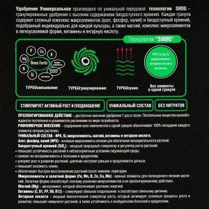 Удобрение Бона Форте TURBO Универсальное с кремнием, 1 л