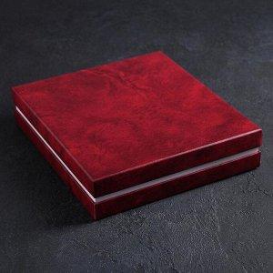 Набор столовый Добросталь (Нытва) «Уралочка», 30 предметов, полное декоративное покрытие, декоративная коробка