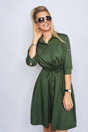 Платье-рубашка Z89948