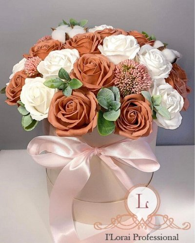 I`LORAI! Салон красоты дома! Огромный выбор! — Подарочные букеты. Букет из мыльных роз — Красота и здоровье