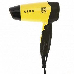 Фен дорожный Aero Yellow DEWAL BEAUTY