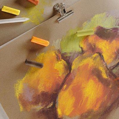 Art Идея. Вся палитра красок и товаров для творчества — Бумага для пастели — Холсты и бумага