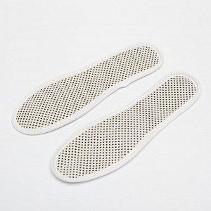 Стельки турмалиновые размер 37 ССТА 01-05