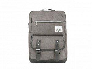 Рюкзак женский Lanotti 401/Светло_Серый