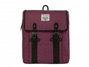 Рюкзак женский Lanotti 6093/Бордовый