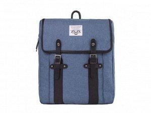 Рюкзак женский Lanotti 6093/Голубой