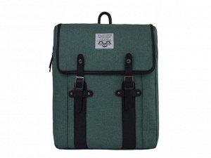 Рюкзак женский Lanotti 6093/Зеленый