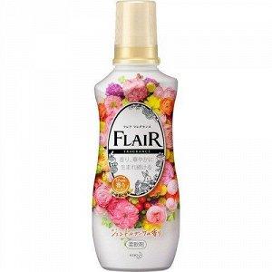 377777 KAO Flair Fragrance Кондиционер для белья с насыщенным ароматом (Нежный букет) 540мл