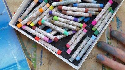 Art Идея. Вся палитра красок и товаров для творчества. — Пастель — Домашняя канцелярия