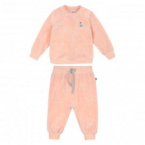 Костюм детский свитшот и брюки 'Пушок'