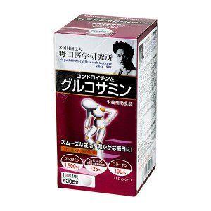 Noguchi Глюкозамин + хондроитин +коллаген300 шт (30 дней)