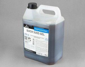 Ср-во для чистки печей и грилей гель Quick Suds Gel 5л Pro Brite 299-5