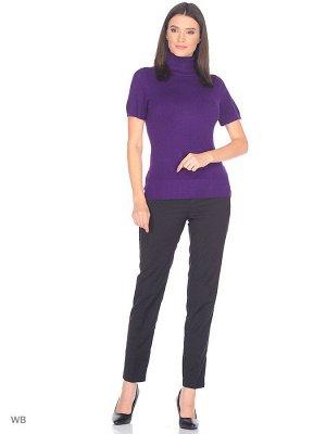 Водолазка женская фиолетовая