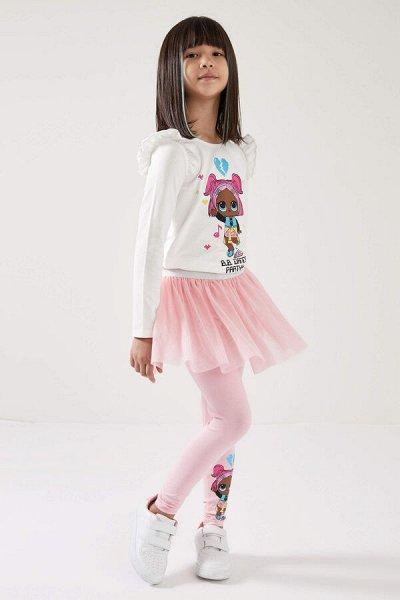 DEFACTO -рубашки, футболки, поло, брюки, платья — DEFACTO ДЕВОЧКАМ 3-14 лет — Для девочек