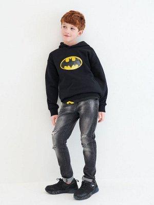 Худи с аппликацией Batman