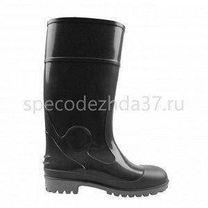 Сапоги ПВХ МБС КЩС (мужские) 38см 2-х комп.