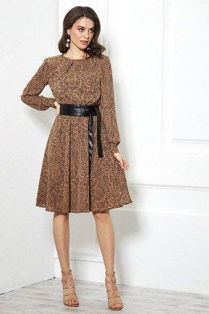Платье AYZE 1955 карамель