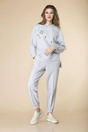 Брюки, джемпер Romanovich Style 2-2119 серый