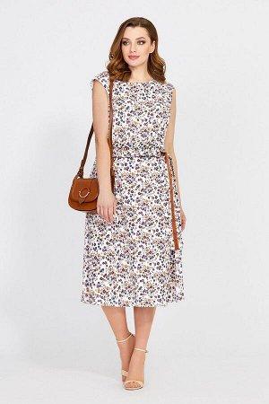 Платье Mubliz 520 белый