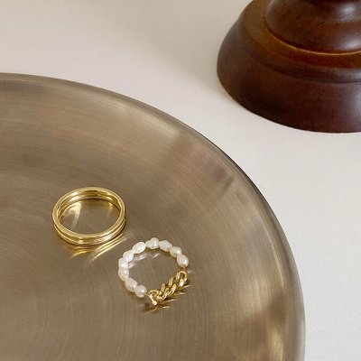 Трендовая бижутерия от ZS 💖 Модные кольца! Много новинок! — Кольца — Кольца бижутерия