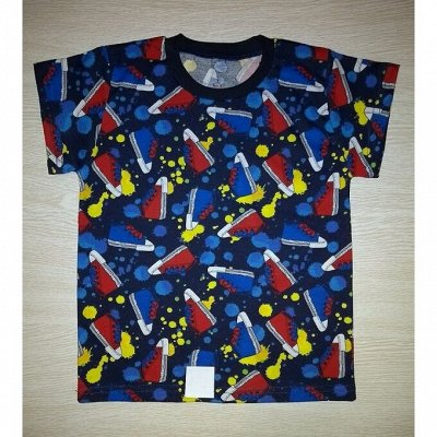 Цены еще ниже! Бомбическая распродажа! Одежда для деток-25 — Футболки, Борцовки — Футболки