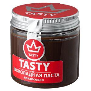 Шоколадная паста Tasty арахисовая