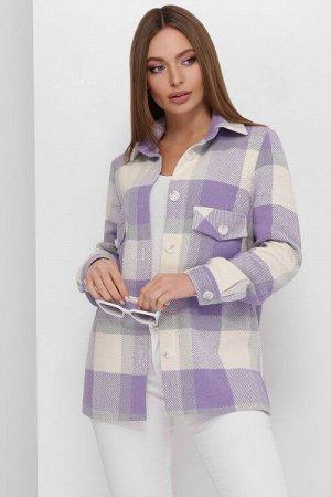Рубашка 1869 фиалка