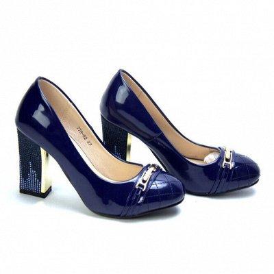 AMIN! Качественная бюджетная обувь без рядов! Новинки лета! — Туфли на каблуке — На каблуке