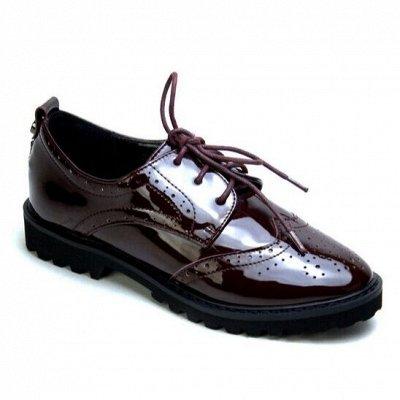 AMIN! Качественная бюджетная обувь без рядов! Новинки лета! — Туфли низкий ход — Туфли
