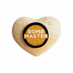 "Бомбочка для ванн ""Сердце. Апельсин"" Bomb Master"