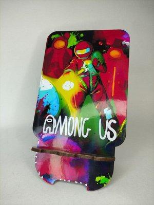 Подставки для телефона AMONG US