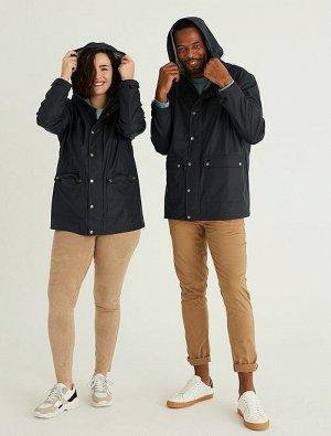Куртка-ветровка с капюшоном